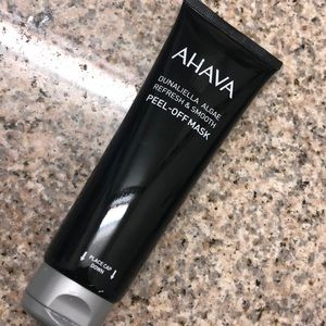 Ahava peel off mask